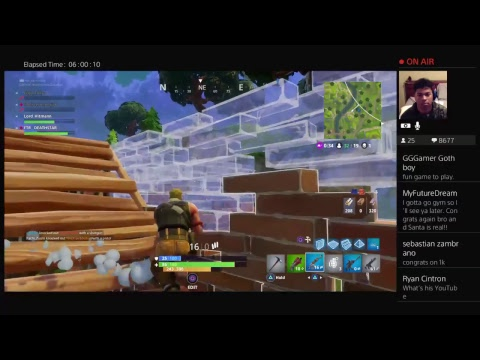 Fortnite cant take L's tonight! Road to 500 subs @401 interactive streamer