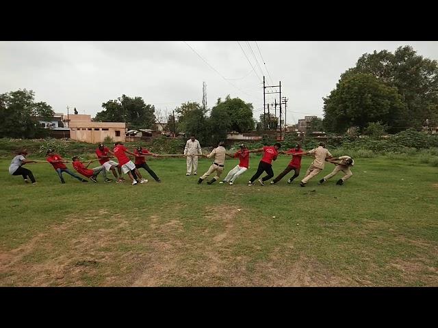 NAFS Jabalpur training Rassa kassi