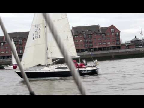 "Liverpool Yacht Club Brass Monkey 2 HD From Sigma 33 ""Quattro"""