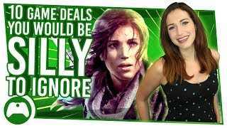 10 UNMISSABLE Xbox Game Deals You