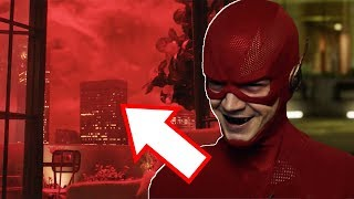 Negative Flash Showdown! Red Skies and Crisis Begins! - The Flash 6x08 Review!