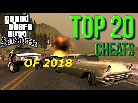 New And Latest Cheats Of GTA San Andreas (namaste America) Video By YOUTUBER BOY 1.0