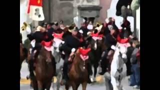 Marsch der Finnländischen Reiterei