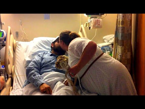 Lance Houston - Groom Needs Emergency Surgery on Wedding Day