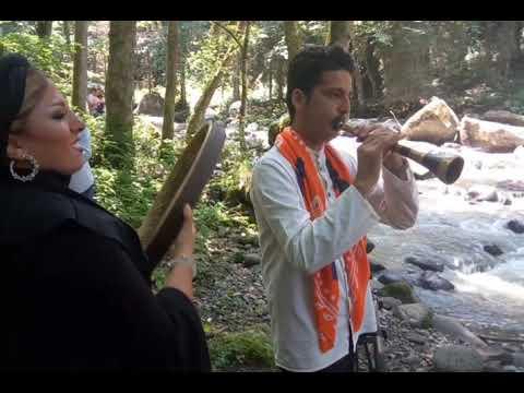 Amazing Duet, Amazing Nature, Daf & Sorna Daf Player :Asal Malekzade Sorna Player : Mohsen Keyhannej