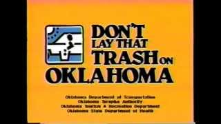 odot don t lay that trash on oklahoma