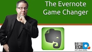 Evernote Essentials: Sharing Evernote Notes can be a Game Changer