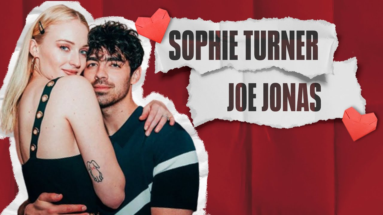 Sophie Turner y Joe Jonas, un amor épico