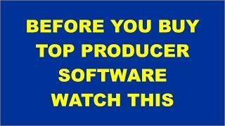 Truly all The Wise Agents use Top Producer Software