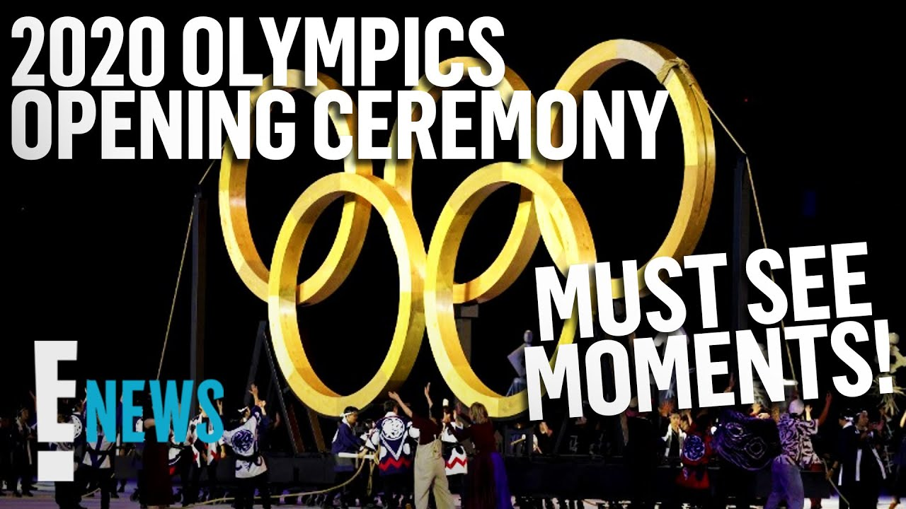 Download 2020 Tokyo Olympics Opening Ceremony: Must-See Moments   E! News