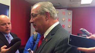 HOL HD: Bill Moos post-press conference