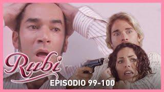 Rubí: Alejandro confirma que espera un hijo con Rubí | Capítulos 99-100
