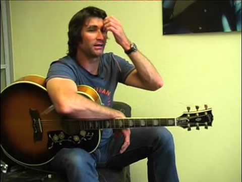 Pete Murray 2006 interview (part 1)