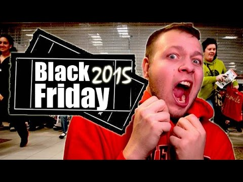 Black Friday 2015 Trip