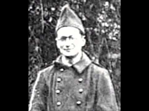 La marche aléatoire du soldat Doblin ,parcours d'un combattant. France-Culture