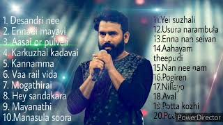 Santhosh narayanan | jukebox | goosebumps music| SANA 2020| soulful hits