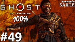 Zagrajmy w Ghost of Tsushima PL (100%) odc. 49 - Duch i demoniczny sensei