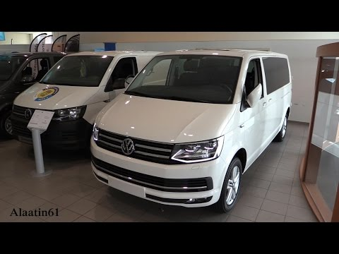 Volkswagen Transporter T6 2017 In Depth Review Interior Exterior