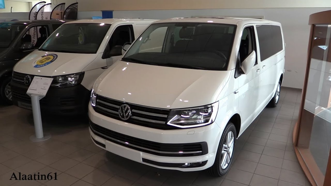 volkswagen transporter t6 2017 in depth review interior exterior youtube. Black Bedroom Furniture Sets. Home Design Ideas