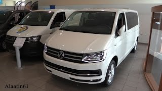 Volkswagen Transporter T6 2017 In Depth Review Interior Exterior(Hello and Welcome to Alaatin61! YouTube's collection of automotive variety! In today's video, we'll take an up close and in depth look at the New 2017 ..., 2016-07-24T01:37:37.000Z)