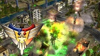 Command And Conquer Generals - USA Mission 1