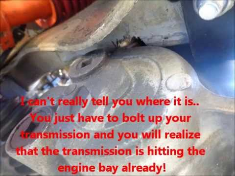 hqdefault how to swap h22a into 92 95 civic eg hatch youtube h22 wiring harness for eg at webbmarketing.co