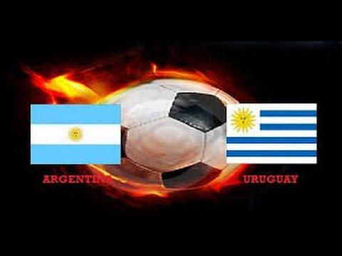 Lipton Cup 1984: Argentina vs  Uruguay
