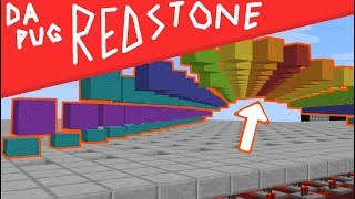 Minecraft Redstone Showcase | ULTRA SATISFYING Wave Machine!