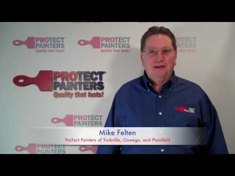 Painter Yorkville, IL | ProTect Painters of Yorkville, Oswego, and Plainfield