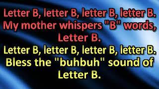 sesame street letter b