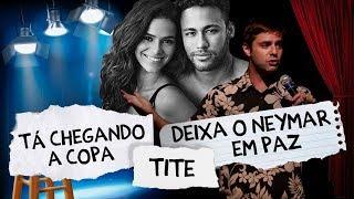 Fábio Rabin - Tá chegando a Copa / Tite / Deixa o Neymar em paz ...