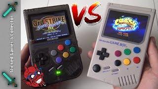 Game Boy Pi Ultimate Battle - Game Boy Pi. VS. Game Boy Pi Deluxe