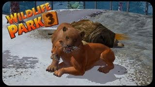 Smilodon | Wildlife Park 3 Campaing Gameplay Part 2
