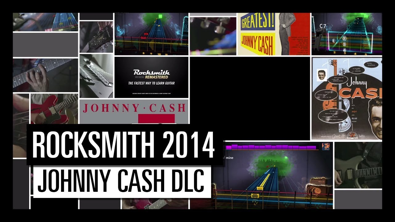 Rocksmith: All-new 2014 Edition - Johnny Cash: Sunday Mornin' Comin' Down 2017 pc game Img-3