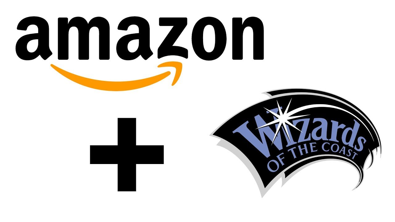 Wotc Starts Selling Magic The Gathering Products In Amazon Youtube