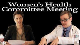 Women's Health Committee Meeting
