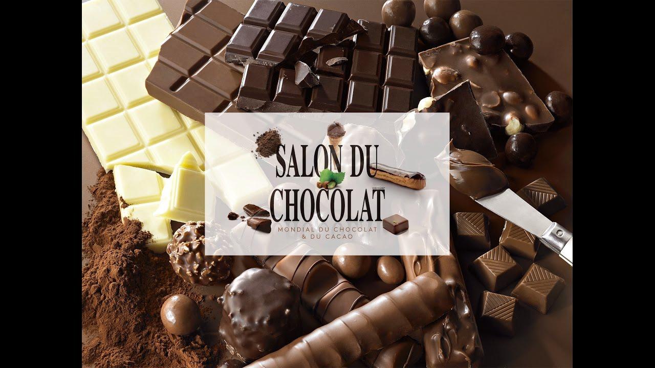SALON DU CHOCOLAT  Lyon 2016  YouTube