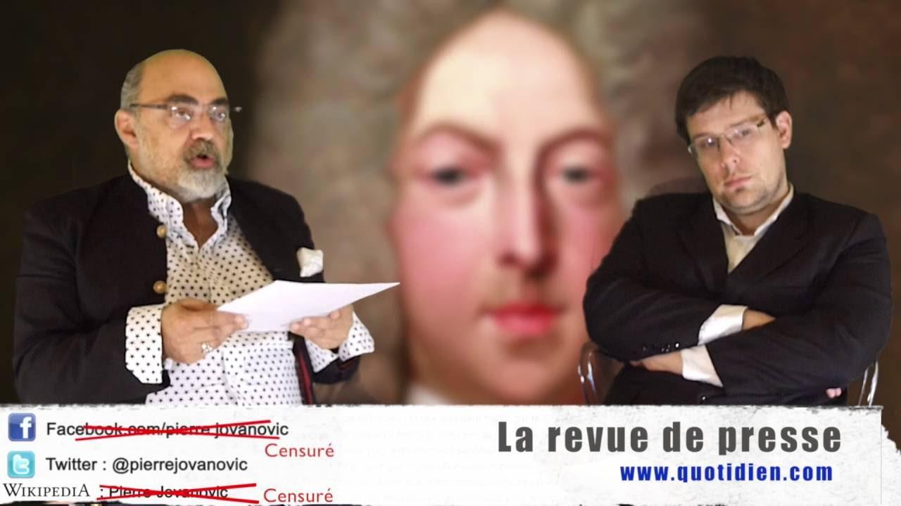 P. Jovanovic  - P-Y. Rougeyron : La revue de presse (juin 2016)