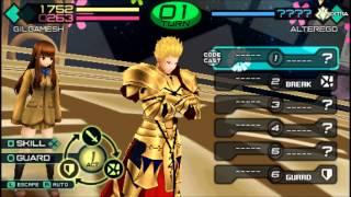 Fate Extra CCC: Gilgamesh Vs Alter Ego(Passion Lip)