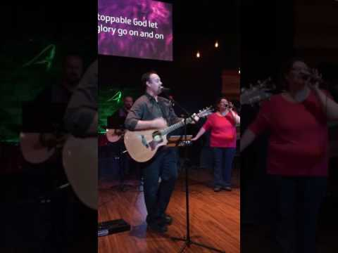 Unstoppable God Elevation Worship Cover