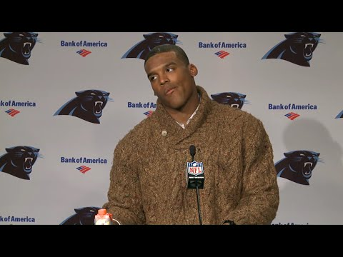 Cam Newton is the orator of our time.