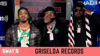 Griselda Records Talk New Album 'WWCD' and Business on Sway in the Morning | SWAY'S UNIVERSE
