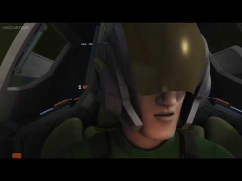 Star Wars Rebels: The Empire assaults the Rebels supply run