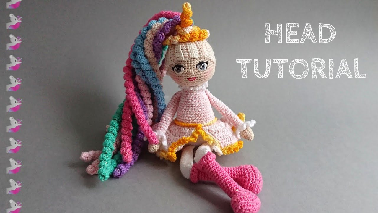Unicorn – Amigurumi Free Patterns And Tutorials | 720x1280