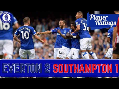 Everton 2-1 Southampton | Everton Player Ratings