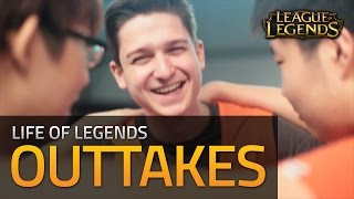 Life of Legends - Deleted Scenes (Part 1)
