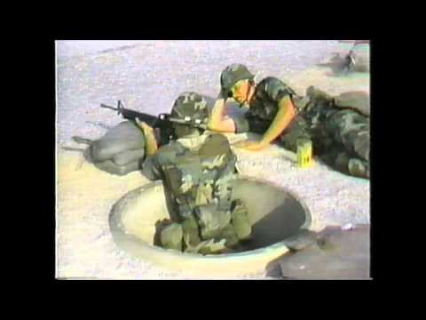 Ft.Sill - U.S. Army BasicTraining & Field Artillery School - 9 NOV 89