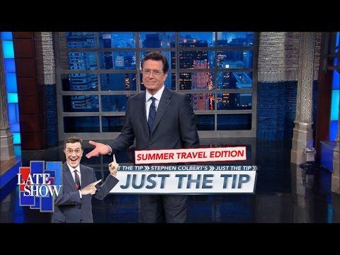 May 17th: Sharks, Ignorance and the TSA