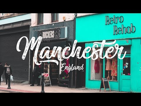 MANCHESTER - Viaje Completo - Travel Guide