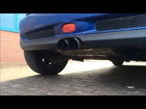 R53 Mini Cooper S Milltek Exhaust (Resonated)